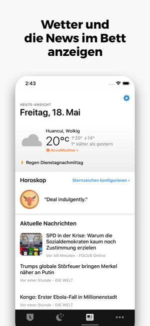 Alarmy Pro - Wecker Screenshot