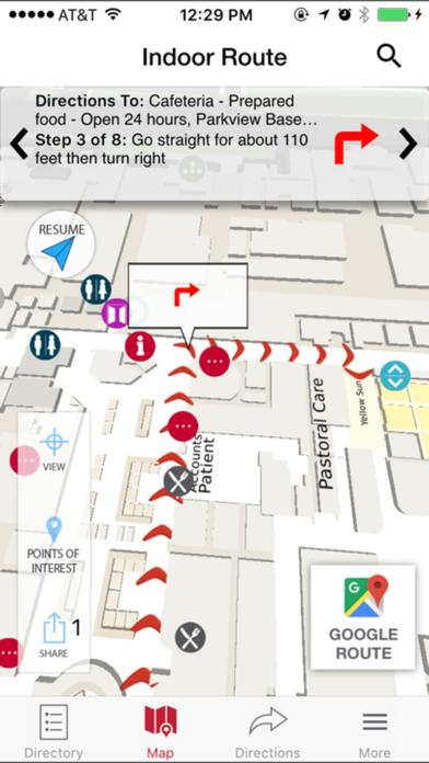 Carle Map | App Price Drops
