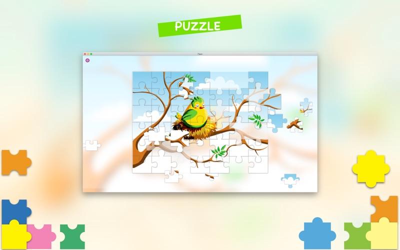 Скриншот из Puzzle. Kids
