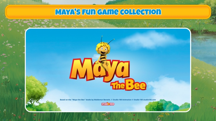 Maya the Bee's gamebox 1 screenshot-0