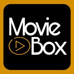 Movies Box Tv Shows Cinema By Ibrahim Bouhouche