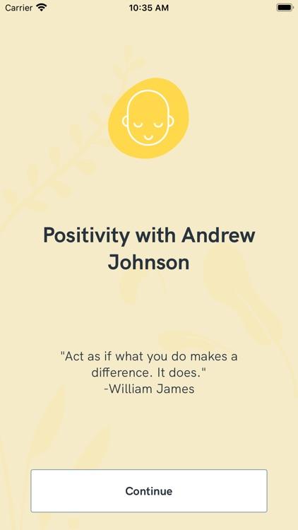 Positivity with AJ