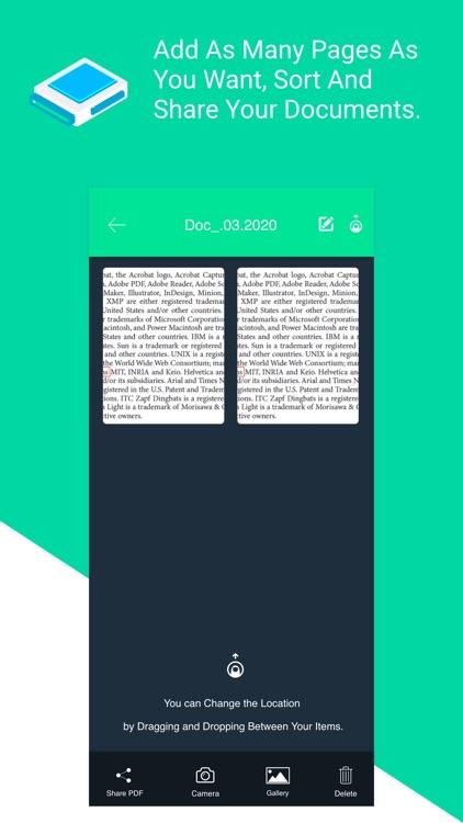 Best Scanner - PDF Scanner screenshot-4