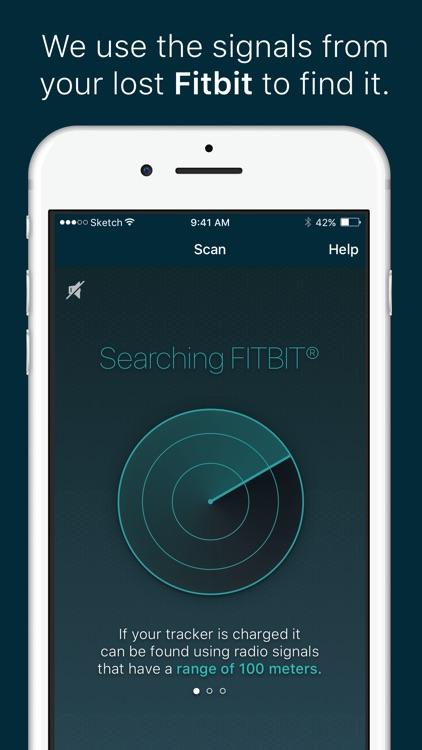 Finder For Fitbit - Find Fast! screenshot-3