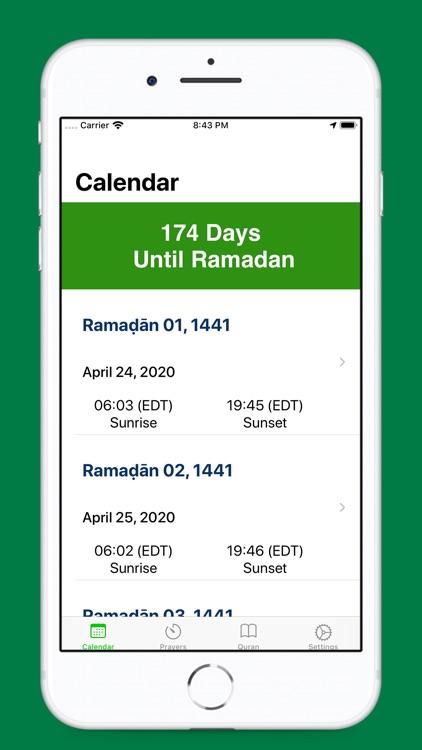 Ramadan Times 2022