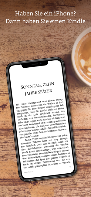 300x0w Amazon Kindle App mit Redesign Apple iOS Google Android Technology