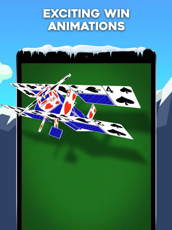 Yukon Russian – Solitaire Game screenshot 5