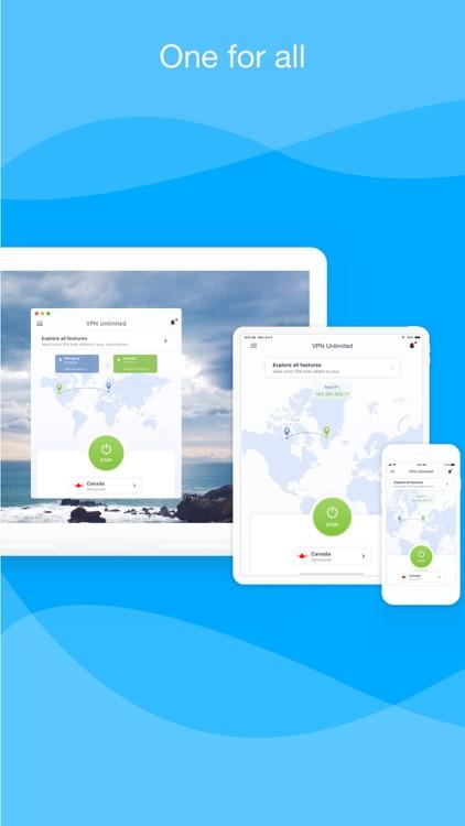 VPN Unlimited - Fast & Private screenshot-3
