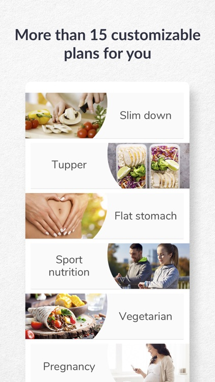 nootric - Weight loss plans screenshot-0