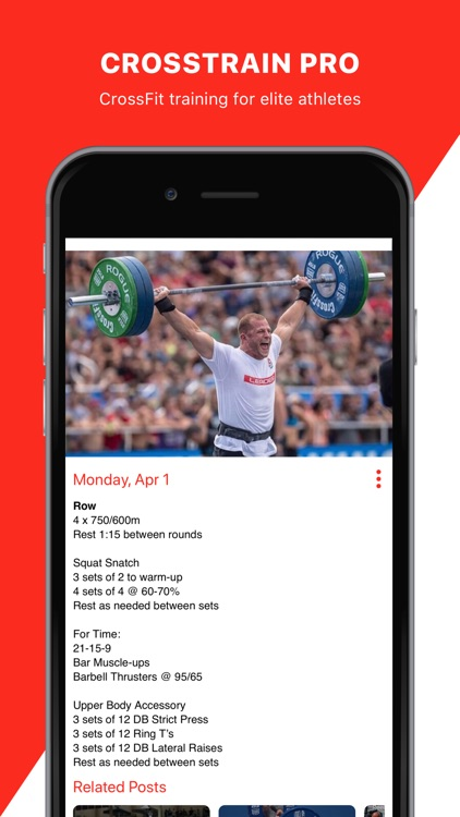 Open Gym: Training Programs
