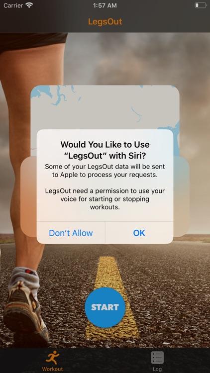 LegsOut