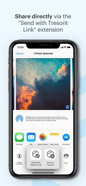 Tresorit on the App Store