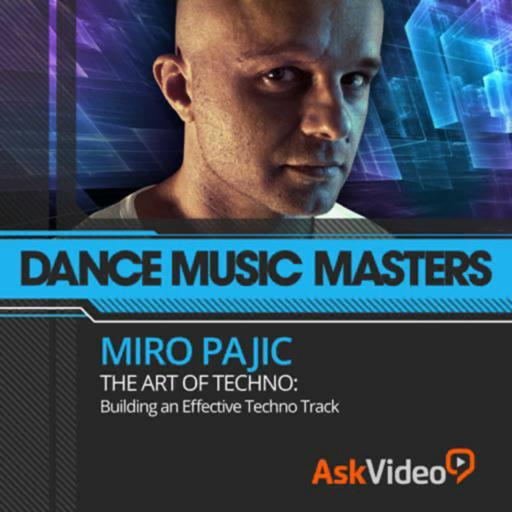 Miro Pajic - The Art of Techno for Mac