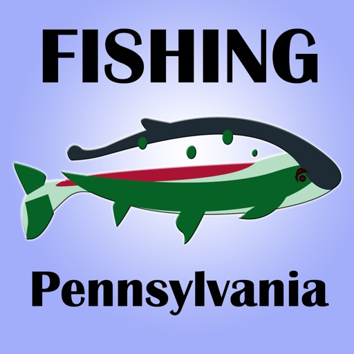 GPS Fishing Guide to PA