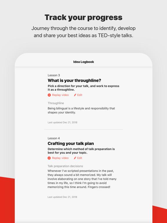 TED Masterclass screenshot 8