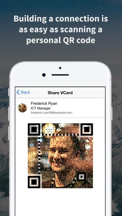 CloudvCard screenshot-3