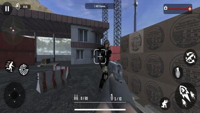 Swat Shooter Counter Warrior screenshot 4