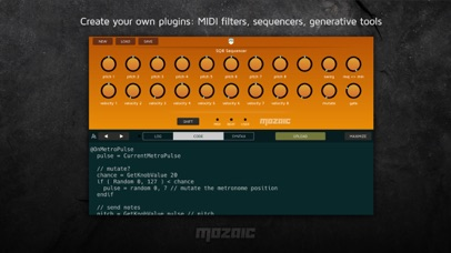 Mozaic Plugin Engine