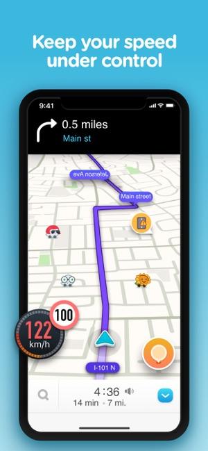 waze gps un bon gps gratuit t l charger sur android et ios