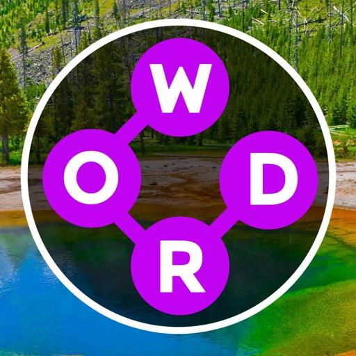 Word Landscape: Scapes WordMix