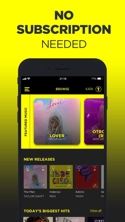 TREBEL Music - Download Songs by M&M Media, Inc