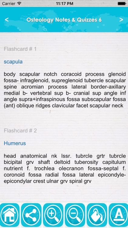 Osteology Exam Review App: Q&A