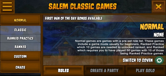 Town of Salem - The Coven on the App Store