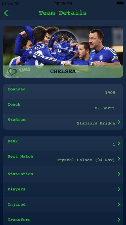 Live Results - English League screenshot-6