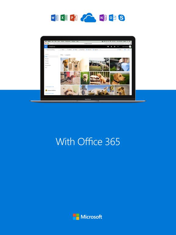 Microsoft OneDrive iOS Application Version 10 78 14