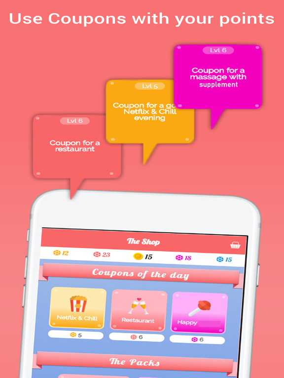 Honi - Game for couples screenshot