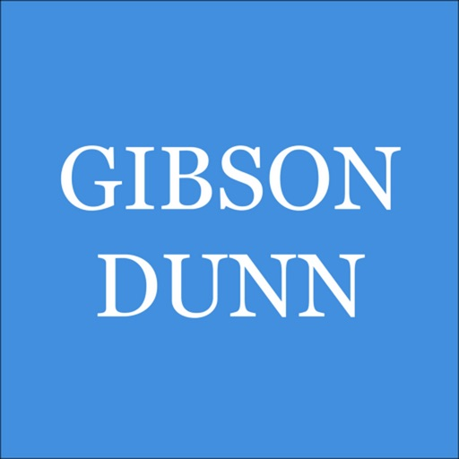 Gibson Dunn ConferenceConnect icon