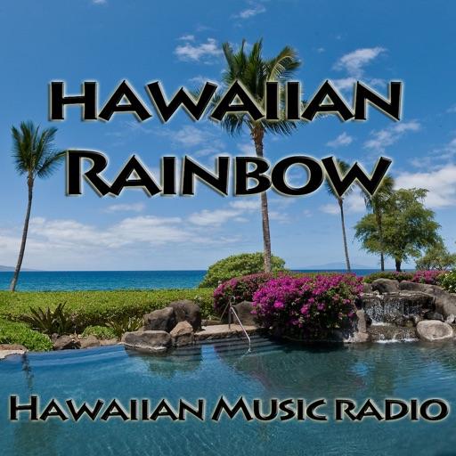 NEW Hawaiian Rainbow Radio