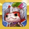 妖怪三国志 国盗りウォーズ - iPhoneアプリ
