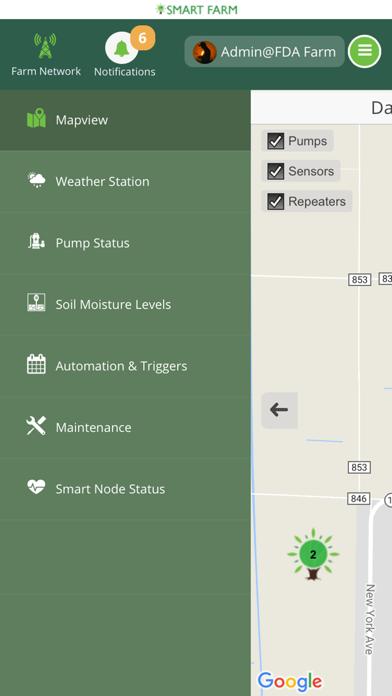 Smart Farm Mobile screenshot one