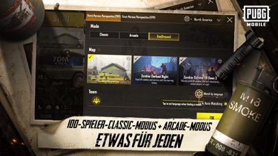 Screenshot for PUBG MOBILE in Austria App Store