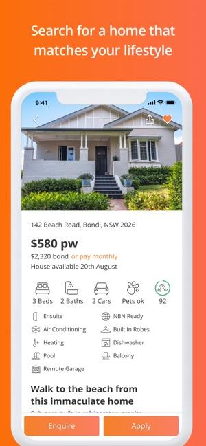 Rent com au – Rental Property on the App Store