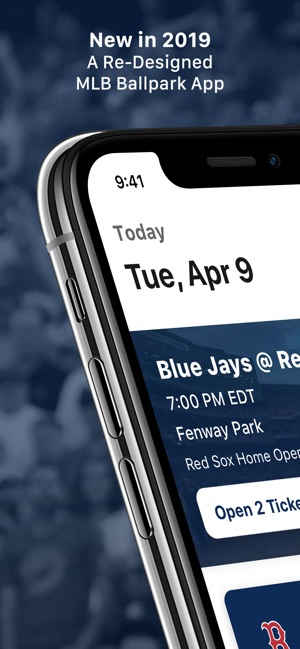 MLB Ballpark on the App Store