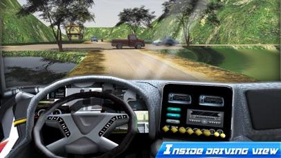 Offroad coach bus simulator screenshot 5