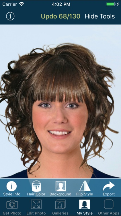 Hairstyle Try On PRO