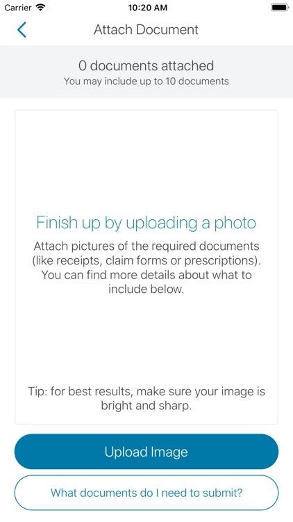 Medavie Blue Cross Mobile screenshot-4