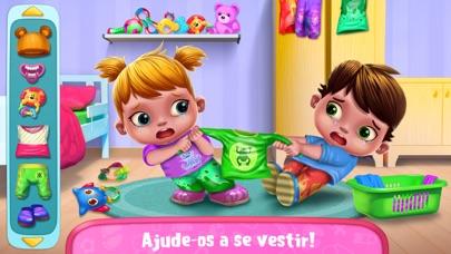Baixar Babá dos Bebês Gêmeos Sapecas para Android