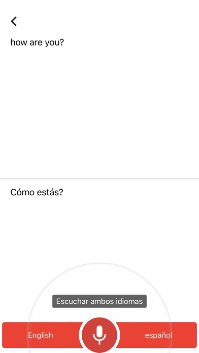 Screenshot for Google Traductor in Ecuador App Store