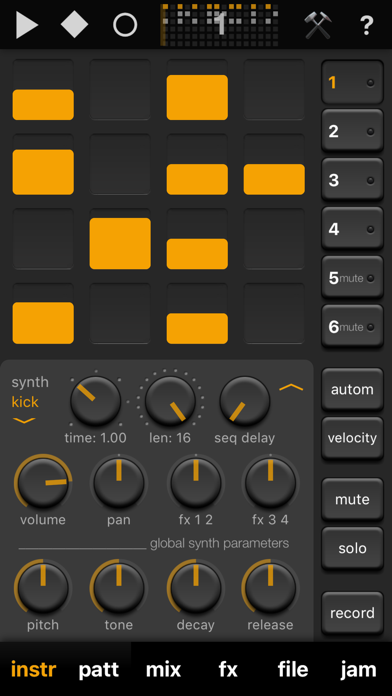 Ableton Link iOS Drums, Percussion App List (49)