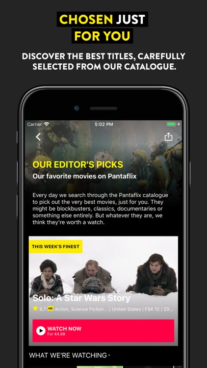PANTAFLIX - Movies & TV Shows screenshot-3