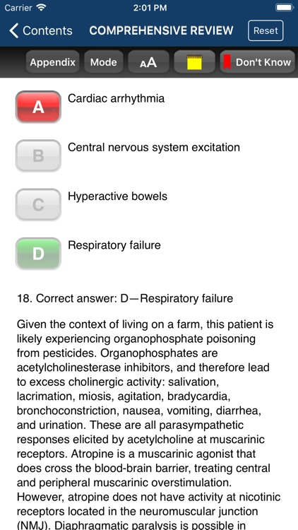 Deja Review: Pharmacology, 3/E screenshot-4