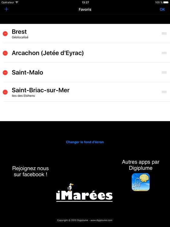 iMarées HD screenshot-3