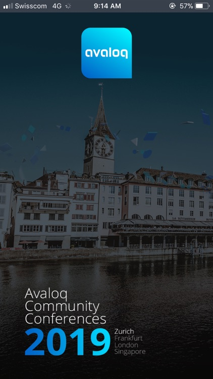 Avaloq Events