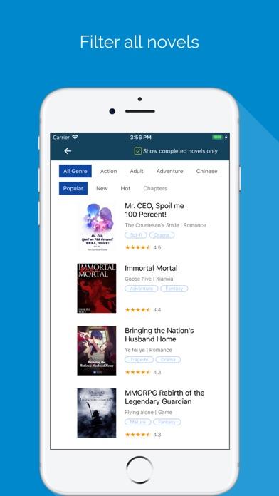 messages.download NovelFull - Read novel offline software