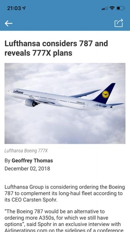 Airline Ratings screenshot-5