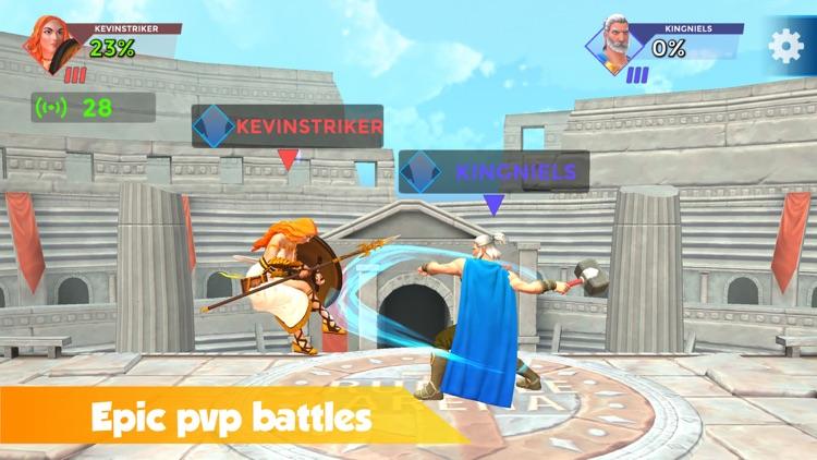 Rumble Arena screenshot-0